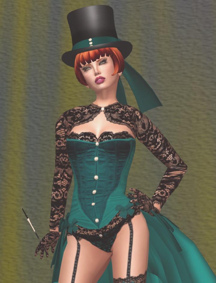 burlesque green_003