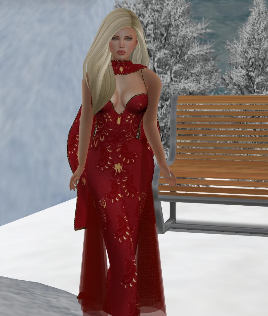 Shoenique Hope Gown